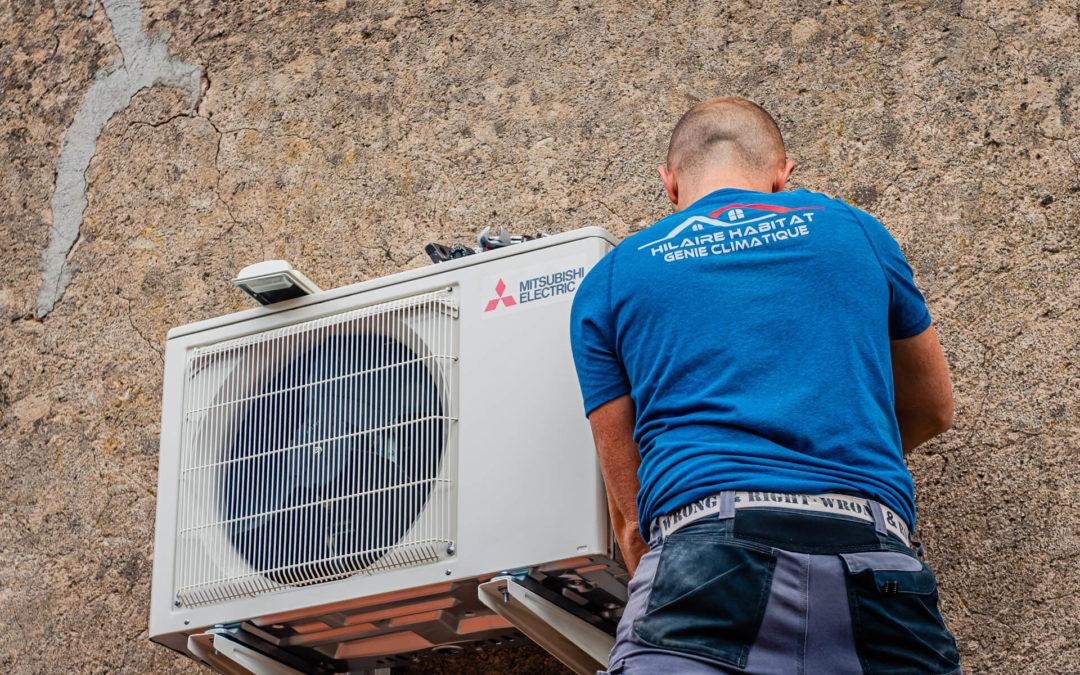 Les avantages de l'installation d'une pompe à chaleur